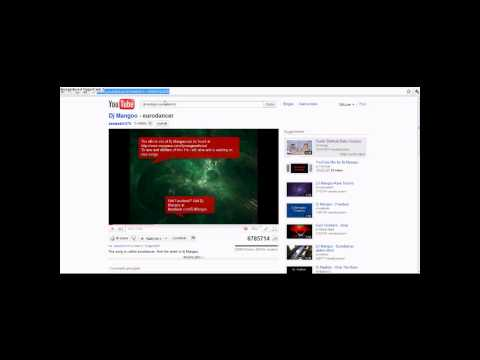 How to download a song from Youtube. (No software required)