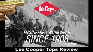Lee Cooper Tops Review