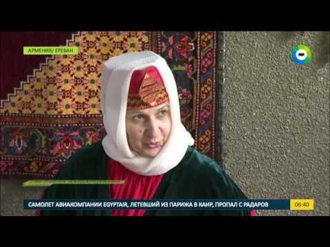 Армянский лаваш! Секрет приготовления из Еревана!