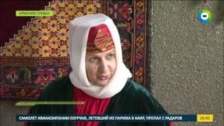 Секреты приготовления армянского лаваша.