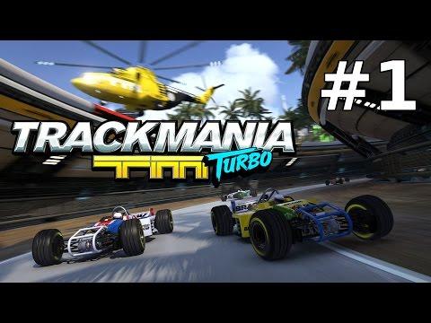 Lets Play TRACKMANIA Turbo PS4 Gameplay German Deutsch Part 1 – Ersteindruck der BETA [60 FPS]