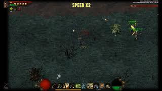Wild Terra Online. Zorro vs Дреметр 75 уровня