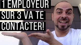 Lettre de motivation : un exemple qui fonctionne! (+30% de retour)