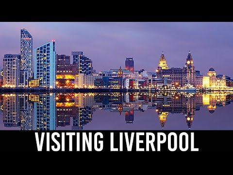 Visiting Liverpool! | Beatles Story // Tate Liverpool // Central Library