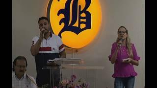 Culto Evangelístico - Irª Marister Prado - 17.03.2019