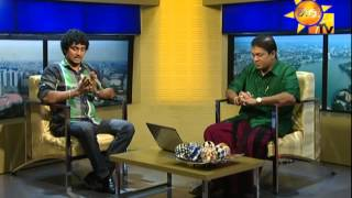 Hiru TV Morning Show  12.09.2014