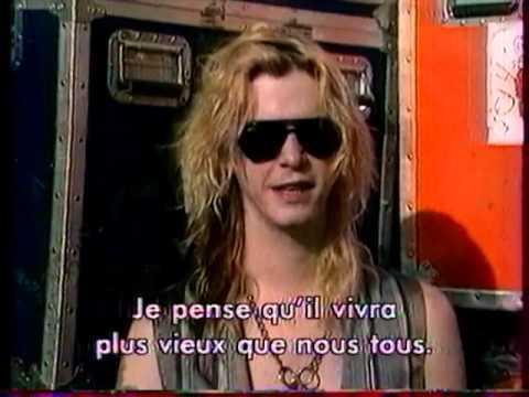 """Guns n' Roses - """"Rapido"""""""