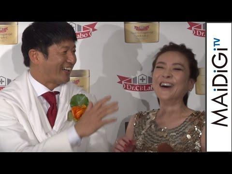 どっちなの!武田修宏、西川史子を惑わす?「俺しかないと思うよ」の発言直後に… 「GOLDEN LIFT AWARD 授賞式」 会見1