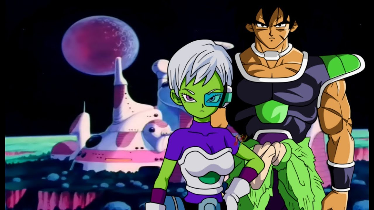 The Connection Between Chelye And Broly Dragon Ball Super Broly