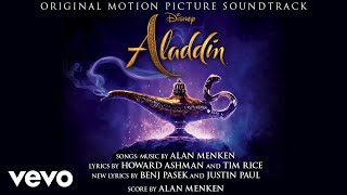 "Gambar cover Mena Massoud, Naomi Scott - A Whole New World (From ""Aladdin""/Audio Only)"