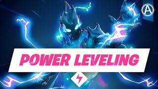 NEW Power Leveling Weekend! - Squads with Channel Members (Fortnite Battle Royale LIVE)
