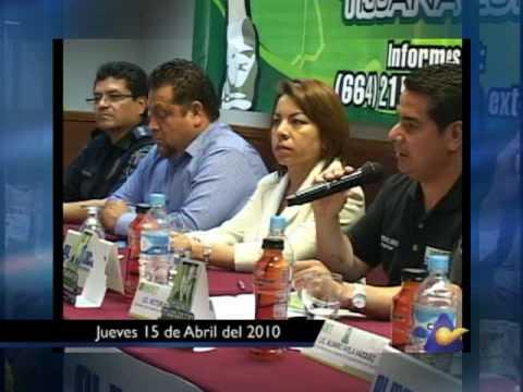 Avance de Noticias  jueves 15 abril 2010