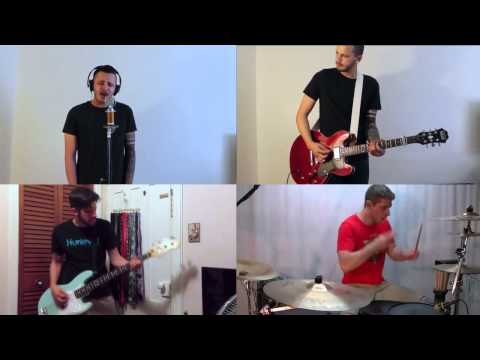 Blink 182- Feeling This (band Cover)