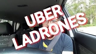 Uber Usuarios FRAUDES.