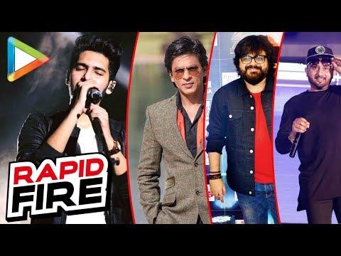 "Armaan Malik: ""SRK As Actor, Pritam As Music Director & …""   RAPID FIRE   Yo Yo Honey Singh"