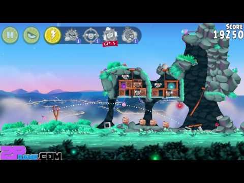 Angry Birds Rio - Rovio Entertainment Ltd 2 ROCKET RUMBLE Level 1-7