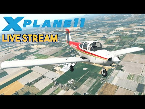 Flight Simulator - X-Plane 11 - GA Flying