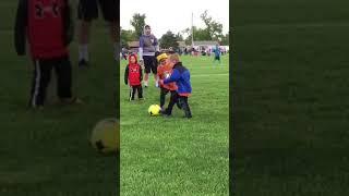 5-20-17: Fam Fun & Dom's Soccer