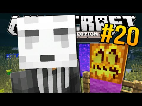 Minecraft Pocket Edition | HALLOWEEN COSTUMES!! | #20