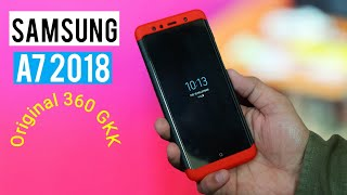 Samsung Galaxy A7 2018 360 Cover Original GKK!