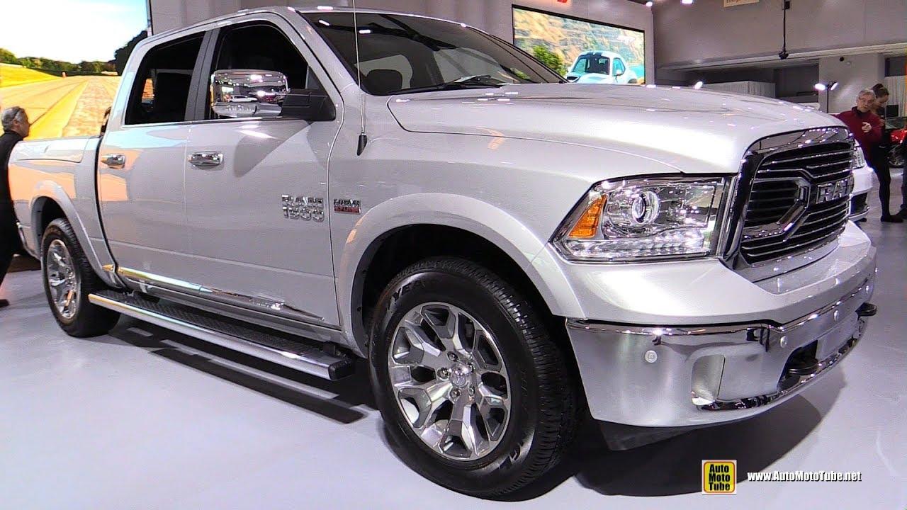 2018 Ram 1500 Laramie Limited Exterior And Interior Walkaround 2018 Montreal Auto Show