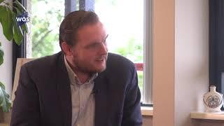 Burgemeester Haan over studenten naar Maassluis