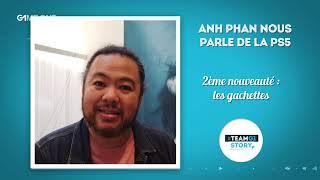 #TEAMG1 Story - Anh Phan vous parle de la PS5
