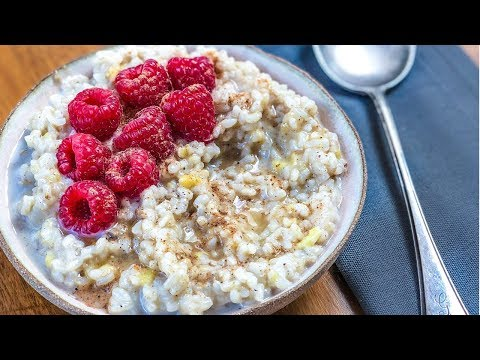 Perfect Vegan Rice Pudding