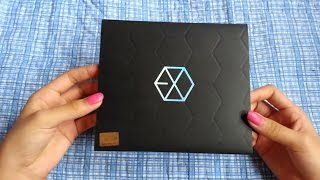 UNBOXING: EXO-M - MAMA ALBUM // MLSS