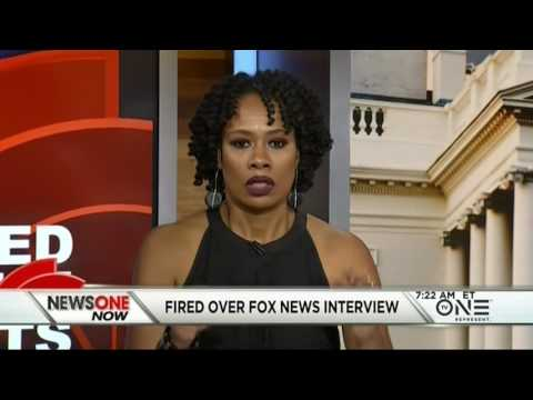 Professor Fired After Defending Blacks-Only Event During Explosive Fox News Debate