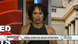 Professor Fired After Defending Blacks-Only Event During Explosive Fox News Debate