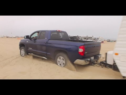 GETTING STUCK IN PISMO DUNES... AGAIN