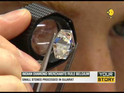 Indian Diamond merchant's rule in Belgium