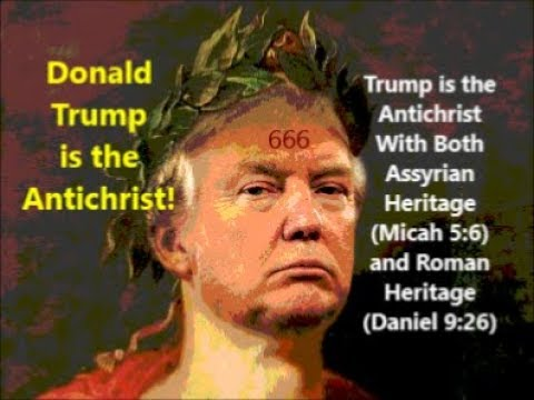 OBAMA is NOT the Assyrian Antichrist! Donald Trump is the Assyrian!