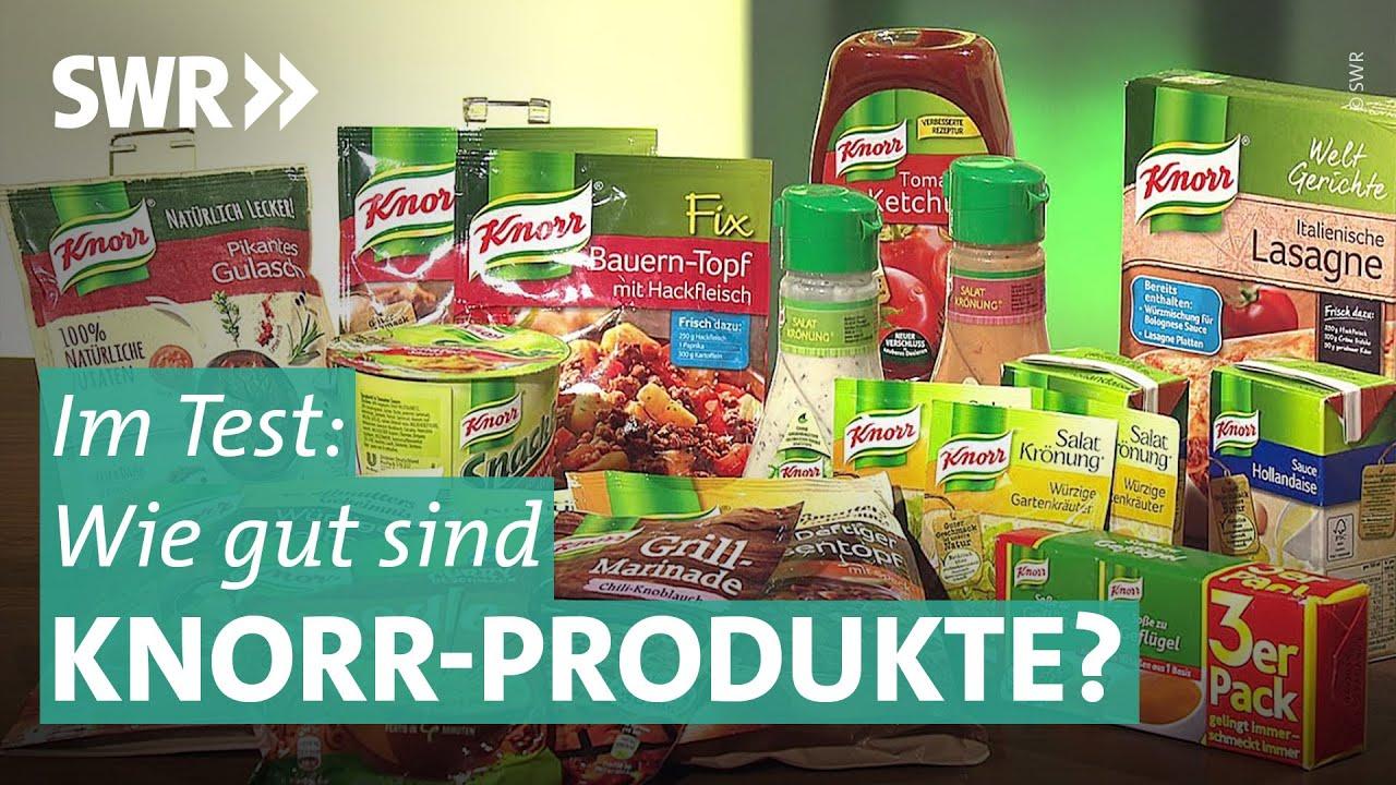 Knorr Fertigprodukte