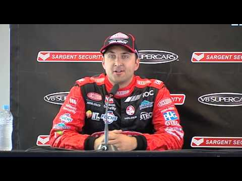 Sargent Security Phillip Island 360 Race 32 Press Conference.