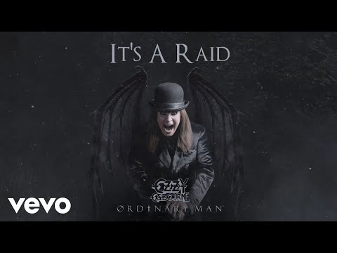 Ozzy Osbourne - It's A Raid (Audio) Ft. Post Malone
