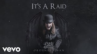 Ozzy Osbourne - It39s A Raid Audio ft Post Malone