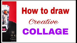 Collage art idea /  Make your …