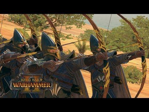 Do High Elves COUNTER Dwarfs? // Total War: Warhammer II Online Battle