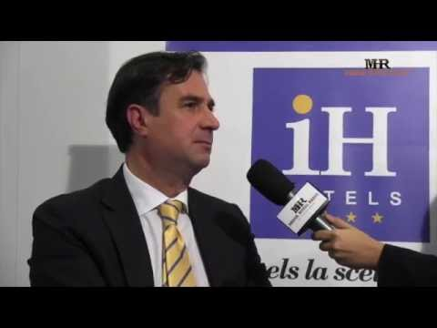 NF TRAVEL & TECHNOLOGY EVENT -  Mauro Troisi  General Manager iH Hotels