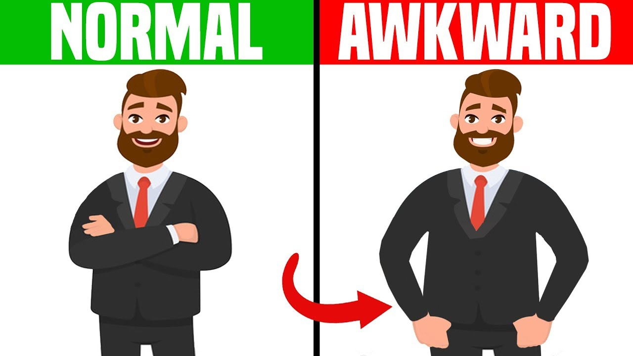 Signs social awkwardness 15 Signs