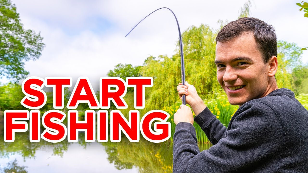 How To Start Fishing - A guide to your first days fishing