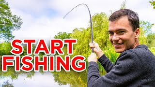How To Start Fisнing - A guide to your first days fishing
