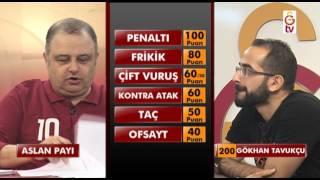 GSTV| Volkan Karsan'ın sunduğu Aslan Payı'nın 19.Bölümü