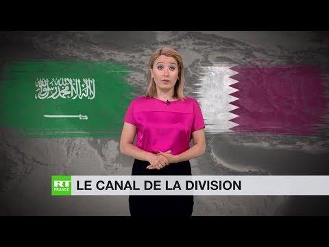 L'Arabie saoudite veut faire du Qatar une île