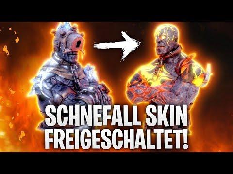 SCHNEEFALL SKIN FREIGESCHALTET! 🔥 | Fortnite: Battle Royale