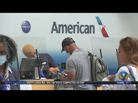 American Airlines Plans To Cut Management And Support Staff By 30%