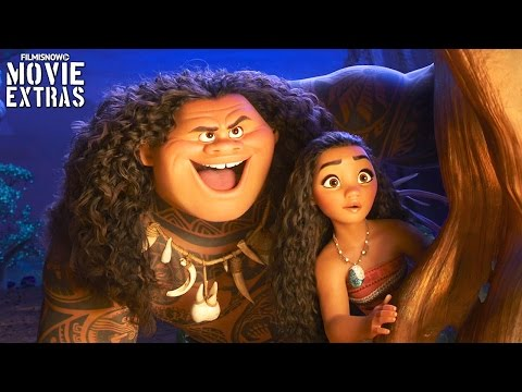 Moana | All Release Bonus Features [Blu-Ray/DVD 2017]