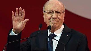 الرئيس التونسي يؤيد تدخلاً عسكريا ضد داعش ليبيا